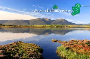 Holiday in Ireland